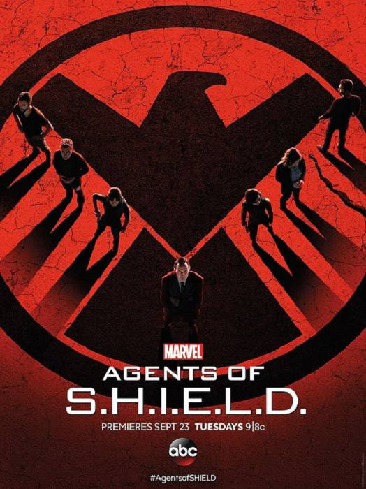 Marvels: Agents of S H I E L D  Season 2 – MOVIES119